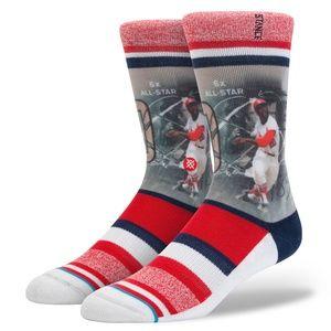 STANCE  MLB Legends Lou Brock All Star Socks
